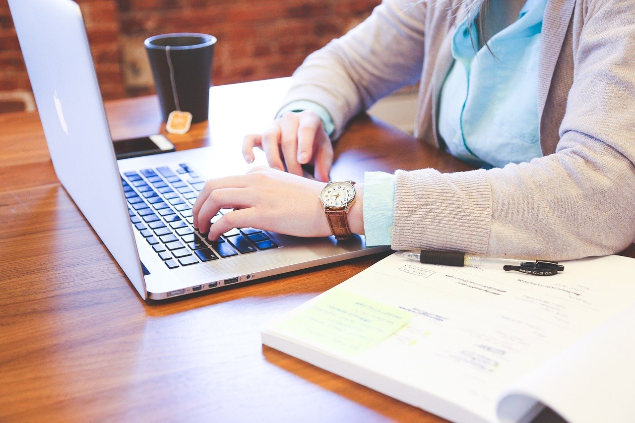 The Right Keyboard Makes Online College A Breeze